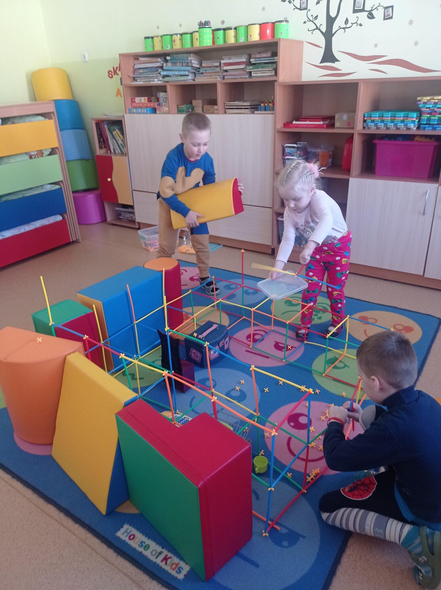 Naratyvinių žaidimų pritaikymas ugdomojoje veikloje